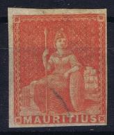 Mauritius 1858 Mi Nr 11  SG 28 Yv 13 Used - Mauritius (...-1967)
