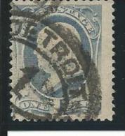 ETATS-UNIS : Obl, N°39, B - Used Stamps