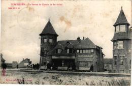 Duinbergen  5 CPA Station Vicinal Edit Sugg '07 Oude Molen  Pension Pierre & Gabriel  Villas Maisonnette  Morgenster - Belgium