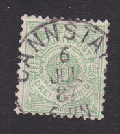 Wurttemberg, Scott #56, Used, Number, Issued 1875 - Wurttemberg