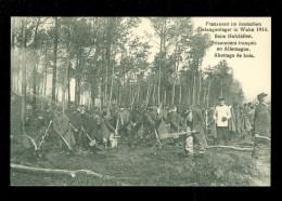 Guerre Oorlog 1914 - 1918 Prisonniers Prisonnier Krijgsgevangene Soldats Soldat Soldaten Soldaat Gefangenlager Wahn - Guerre 1914-18
