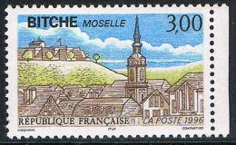 FRANCE : N° 3018 ** (Bitche -Moselle-) - PRIX FIXE - - France