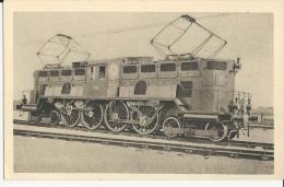 Carte Postale  : Locomotive Electrique à Grande Vitesse 1926 - Chemin De Fer De Paris A Orléans - Trains