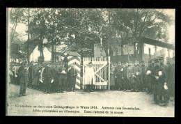 Guerre Oorlog 1914 - 1918 Prisonniers Prisonnier Krijgsgevangene Soldats Soldat Soldaten Soldaat Gefangenlager Wahn - Weltkrieg 1914-18
