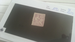 LOT 220870 TIMBRE DE FRANCE NEUF** N�128 VALEUR 1050 EUROS