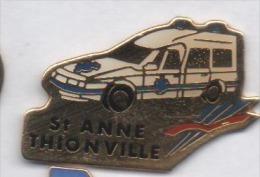 Médical , Ambulances Saint Anne , Thionville , Auto Citroën XM - Médical