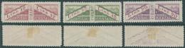 Saint-Marin Année 1928 N° 13 14 15 Colis Postaux Voir Scan - Paketmarken