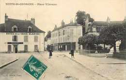 Mai14 1733: Nuits-Saint-Georges  -  Place Vilneuve - Nuits Saint Georges