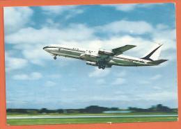 Oct85, Boeing 707 B Intercontinental D'Air France, 209,  GF , Non Circulée - Avions