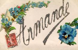 PRENOM(ARMANDE) - Firstnames