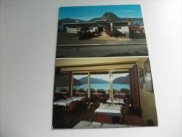 ristorante con alloggio  strada di gandria castagnola la taverna