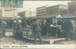 ITALIE NAPOLI / Mercato Dell'Erba / - Napoli (Naples)