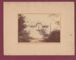 33 - ARCACHON - PHOTO - 300914 - Villa Montretout - Arcachon