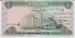Iraq p.61 1/4 dinars 1973 unc