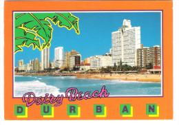South Africa - Durban - Dairy Beach - Südafrika