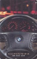 Télécarte Japon - VOITURE BMW - CAR Japan Phonecard - AUTO Telefonkarte - COCHE Tarjeta Tel. / Germany - 2219 - Auto's