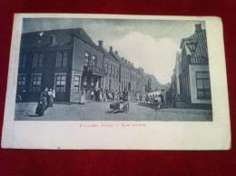 AK Koevorden Briefkaart Friesche Straat Ca. 1910 - Coevorden