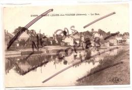Saint Leger Des Vignes       Le Bac - Frankreich