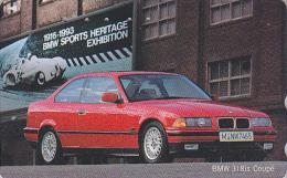 Télécarte Japon - VOITURE - BMW 318 IS COUPE - CAR Japan Phonecard - AUTO Telefonkarte - COCHE / Germany - 2234 - Cars