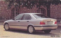 Télécarte Japon - VOITURE - BMW 320 I - CAR Japan Phonecard - AUTO Telefonkarte - COCHE / Germany - 2236 - Cars