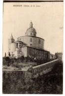BOLOGNA 1917 - CHIESA DI SAN LUCA - FORMATO PICCOLO - C424 - Bologna