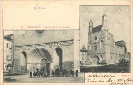 RABASTENS  EGLISE N.D. DU BOURG - Rabastens