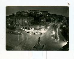PERUGIA,L.go Cacciatori Delle Alpi-1955-BENZINA ESSO-!!!!!!!!!! - Perugia