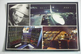POSTE DE PILOTAGE    HUGHES  FLYING BOAT - 1946-....: Era Moderna