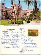 Farbfoto-AK Sheraton British Colonial Hotel in Nassau, Bahamas