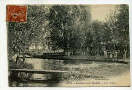 CPA  89  : SENS  Les Bains  1908    A    VOIR  !!!! - Sens