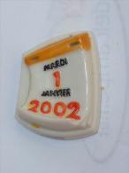 FEVE MERCREDI 1 JANVIER 2002 - Autres