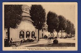 03 VICHY Le Grand établissement Thermal ; Voitures - Animée - Vichy