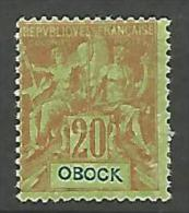 OBOCK   N � 38 NEUF* TB