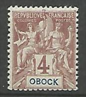 OBOCK   N � 34 NEUF** TTB