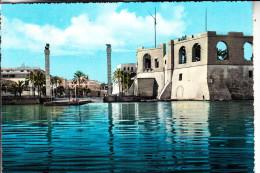 LIBYEN - TRIPOLI, Castle, 1960 - Libyen