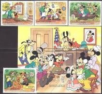 Walt Disney  Caicos-Inseln  MNH / ** / POSTFRISCH - Disney