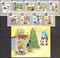 Walt Disney  Weihnachten 1983  Caicos-Inseln  MNH / ** / POSTFRISCH - Disney