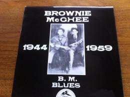 Vinyle - Disque - B.M. Blues 1944-1959 - - Brownie McGhee - - Blues