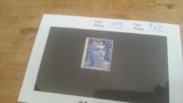LOT 225950 TIMBRE DE COLONIE NEUF* N�299 VALEUR 12 EUROS