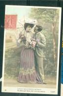 L'amour Est Un Chemin De Fleurs  - Eak60 - Couples