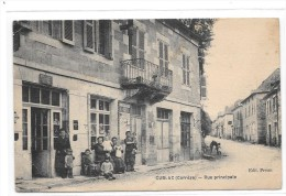 19 - CUBLAC : Rue Principale - France