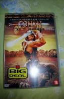 Dvd Zone 2 Conan The Destructor Le Destructeur Special Edition 1984  Vostfr + Vfr - Sciences-Fictions Et Fantaisie