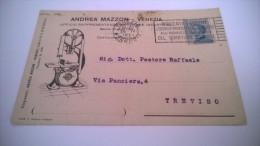 Venezia Pubblicitaria Andrea Mazzon 1921 - Unclassified