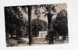 Carte Sete Jardin Public - Sete (Cette)