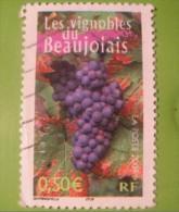 TIMBRE OBLITERE ET NETTOYE  YVERT N° 3648 - Used Stamps