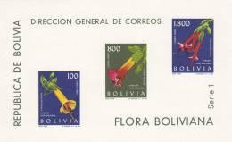 Bolivia HB 15 Con Charnela - Bolivia