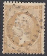N° 21 - O - - 1862 Napoleon III