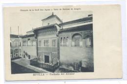 Postal Sevilla - Sevilla