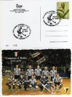 Italia 2011 Viareggio Hockey Su Pista C.G.C. Viareggio Campione D'Italia - Hockey (su Ghiaccio)