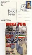 Italia 2007 Viareggio Hockey Su Pista Finali Naz. Giovanili - Hockey (su Ghiaccio)